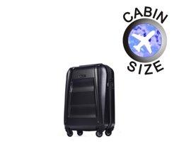 Mała walizka PUCCINI PC017 C czarna
